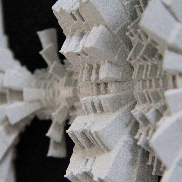 Interference: Perceived Limitations III 3D print